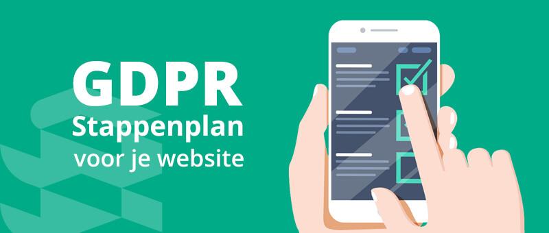 GDPR Stappenplan